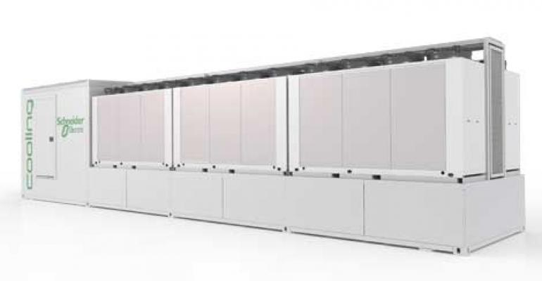 Data Center Optimization: Intelligent Hot and Cold Air Containment