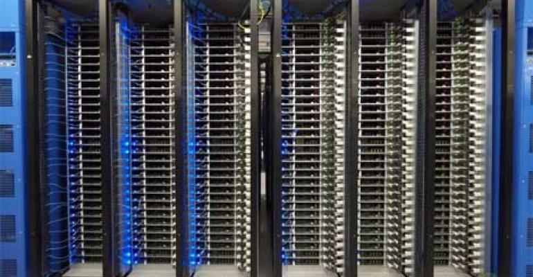 Data Center Racks Getting Taller, Wider, Deeper