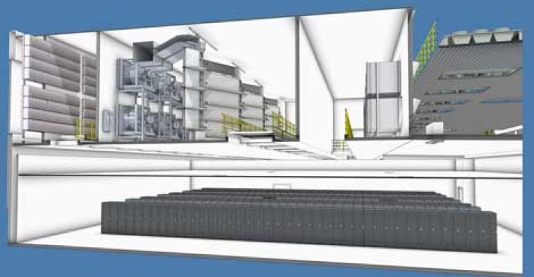 Web-Scale Data Center Design Comes to Silicon Valley