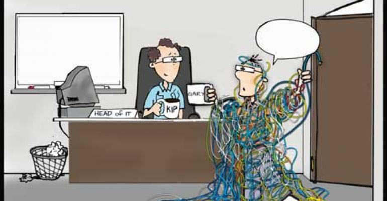 Friday Funny: A Cable Conundrum Cartoon