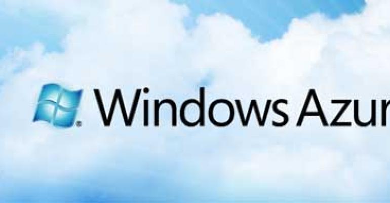 Level 3 and Windows Azure for Enterprise Cloud Services