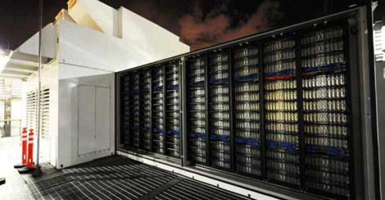 Modular Data Centers: Adoption, Competition Heat Up in 2014