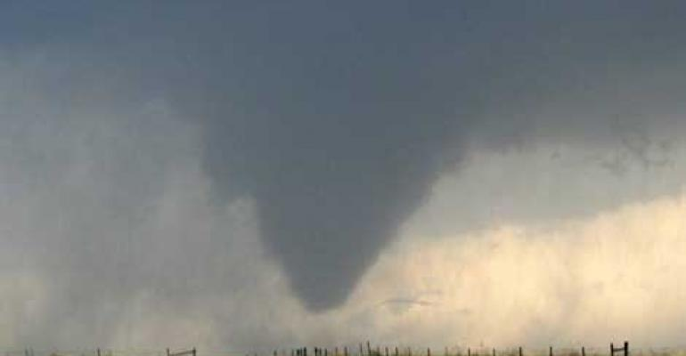 Major Data Centers Weather Tornadoes in Dallas