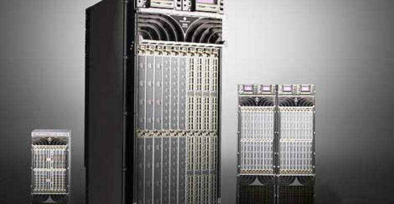 Enabling the Move to Data Center Switching Fabric