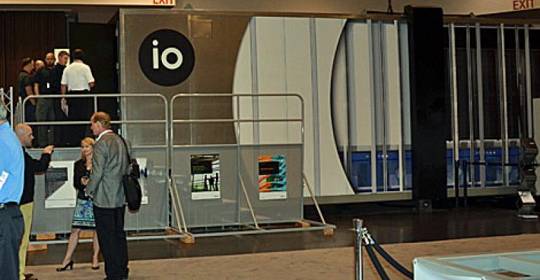 Closer Look: IO.Anywhere Modular Data Center
