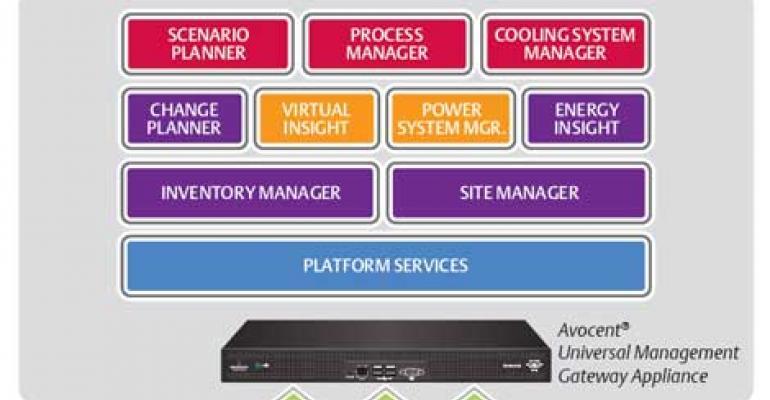 Emerson Network Power Updates Trellis DCIM