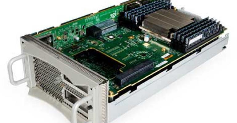 SGI Delivers Shared Memory System for Earth Simulator