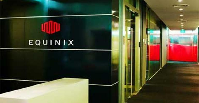 Equinix London Selected By ParFX