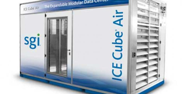 SGI Modular HPC System Selected At the Department of Energy