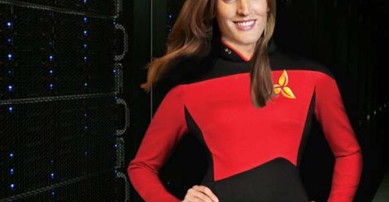 Star Trek Meets The Data Center