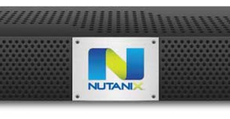 Nutanix Nets $101 Million in Funding