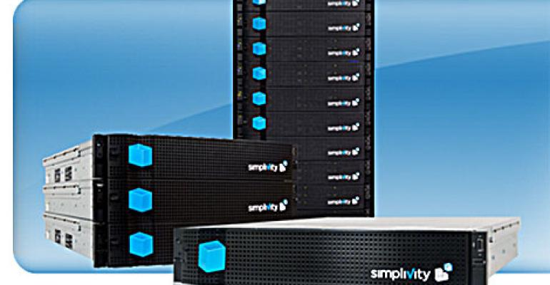 OmniCube: Will the Data Center Be Assimilated?