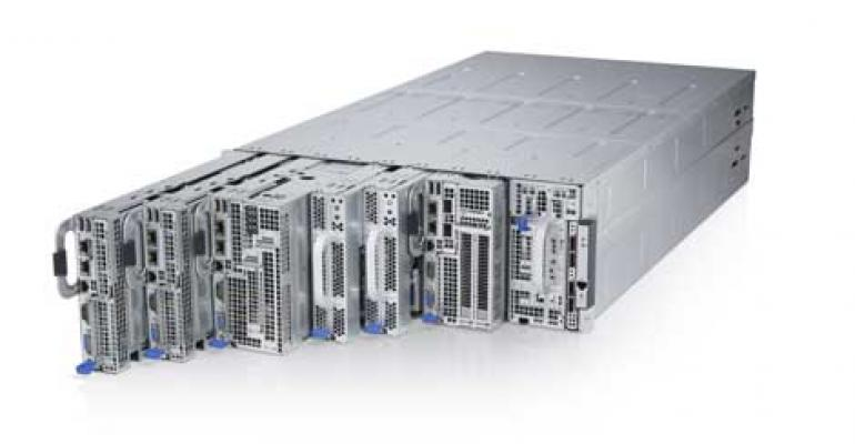 Dell Launches Modular Shared Infrastructure Solution