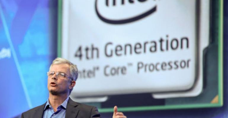 Intel Updates Processor Roadmap for 2013