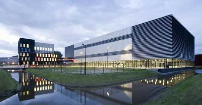 Equinix Expands Amsterdam Science Park Data Center