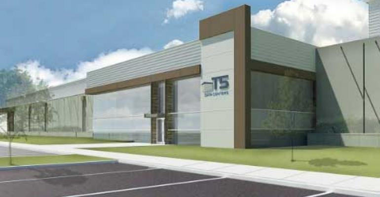 T5 Kicks Off Portland Data Center Campus Construction