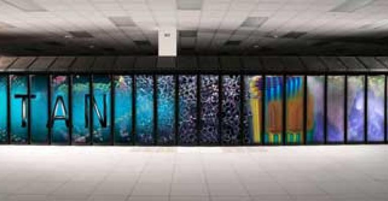 Titan is New Champion of Top500 Supercomputing List