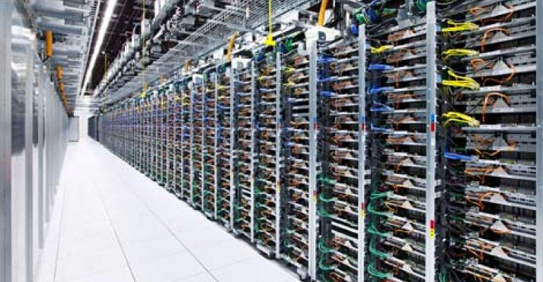 Google Boosting Encryption Between Data Centers