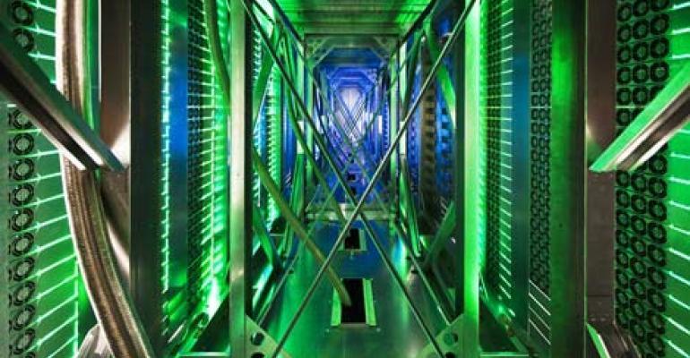 How Google Cools Its Armada of Servers