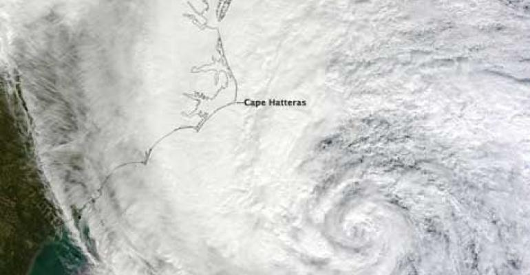 Major Data Centers in Northeast Brace for Sandy