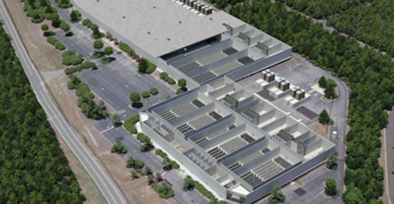Sentinel Plans Huge Data Center in North Carolina
