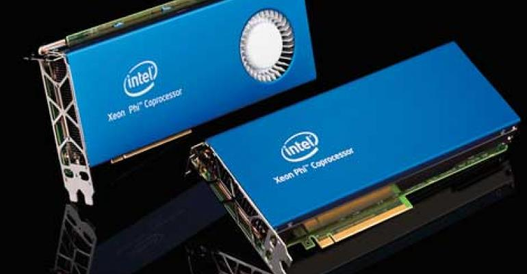 Intel Phi Coprocessor Released With Broad Industry Support