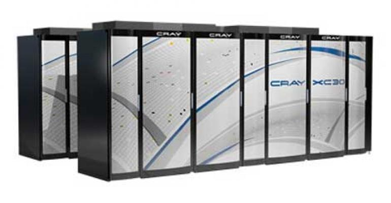 Cray Supercomputer Powers German Weather Service