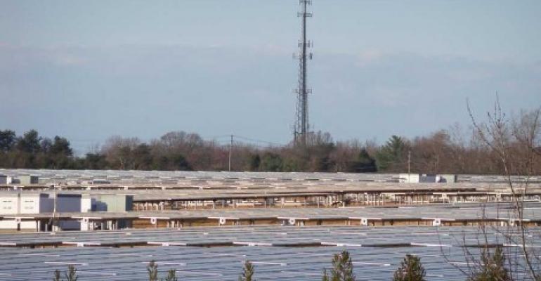Apple To Build Third Solar Farm Near North Carolina Data Center