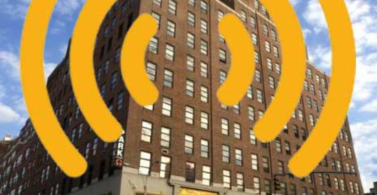 Google Offers Free Wifi Internet in Chelsea