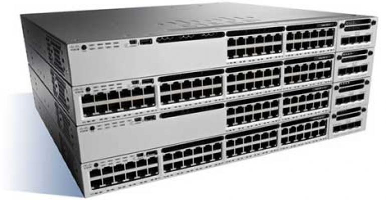 Cisco Unifies Wired & Wireless Access In New Catalyst Switch