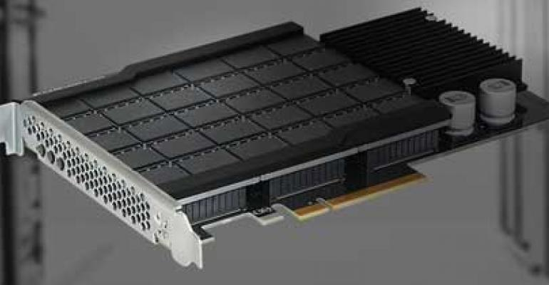 Fusion-io Sets the Stage for the All-Flash Data Center