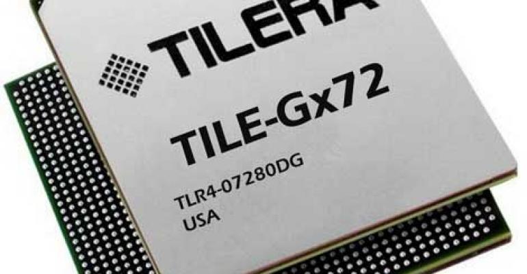 Tilera Targets Data Bottlenecks With 72-Core Chip
