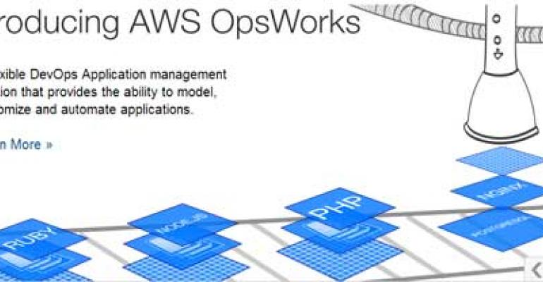 Amazon OpsWorks: Empowering and Disrupting