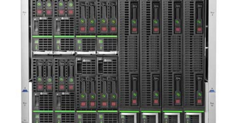 HP Strengthens BladeSystem Converged Infrastructure