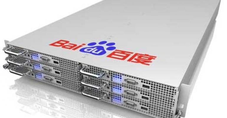 Baidu Deploys Marvell ARM-Based Cloud Server