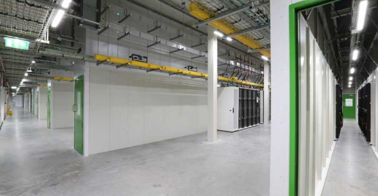 Microsoft Invests $230 Million to Expand Dublin Data Center