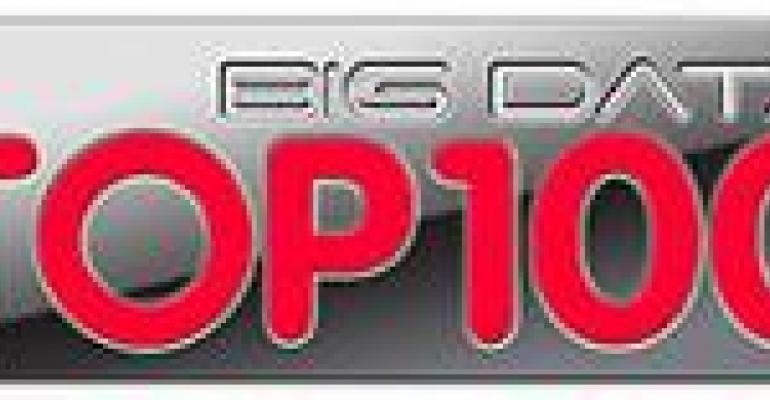 BigData Top 100 Will Rank Data-Crunching Applications