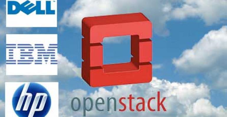 As Cloud Wars Heat Up, Server OEMs Bet on OpenStack