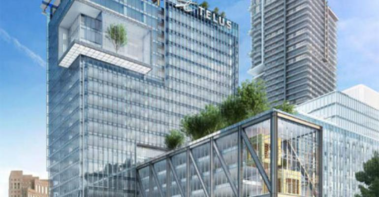 Telus Warms Condos With Heat From Its Servers
