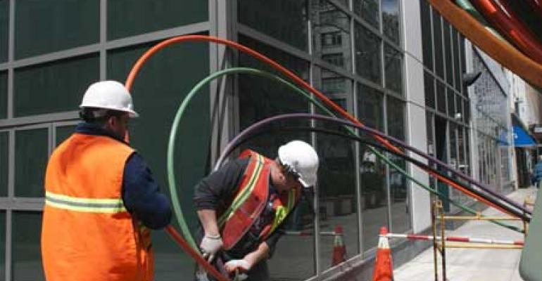 Power, Network Upgrades Underway at 325 Hudson Street in NYC