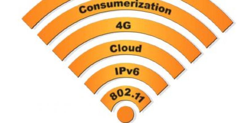 Trends Driving the Enterprise Wireless LAN