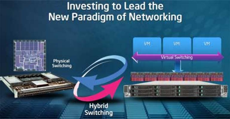 New Intel Architectures Equip Networks for SDN