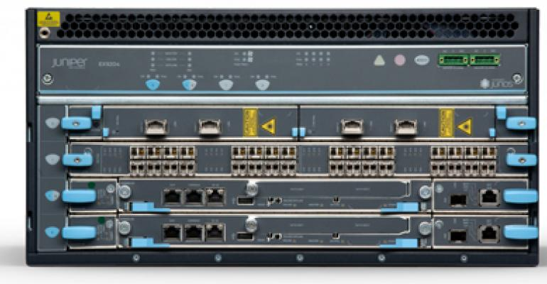 Juniper Launches Programmable EX9200 Core Switch