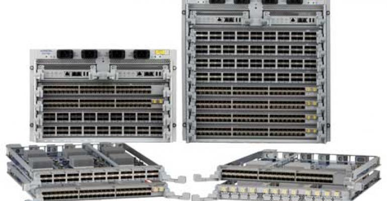 Arista Introduces Network Applications with VMware and Microsoft