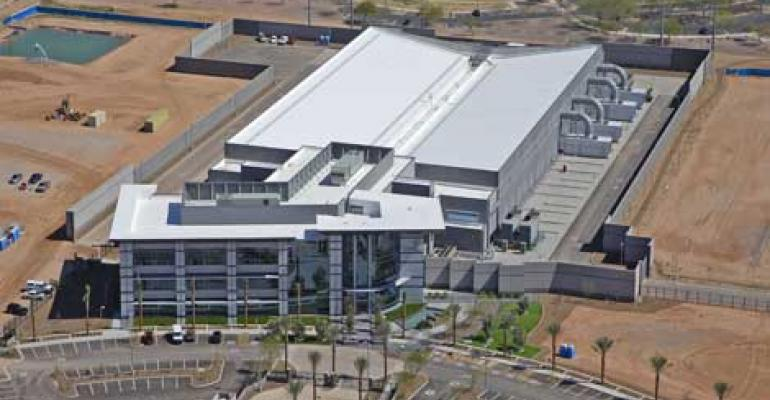 CyrusOne Breaks Ground on Second Facility in Phoenix