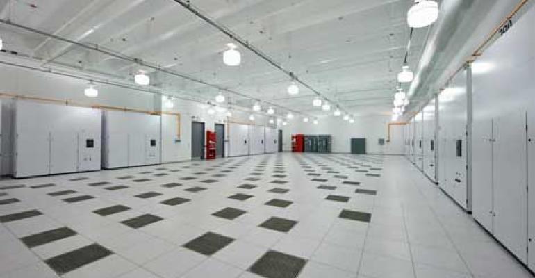 Data Center Designs for Evolving Hardware