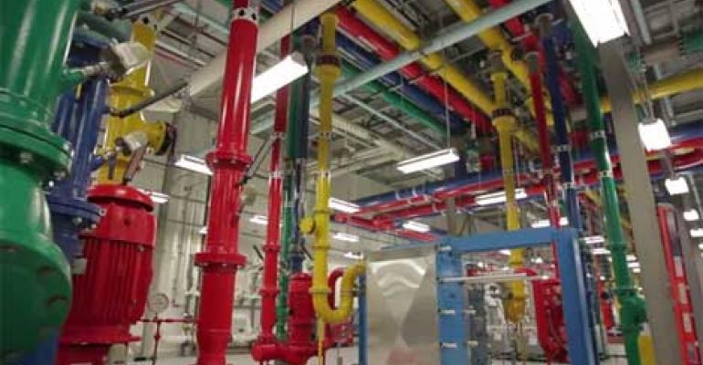 Google Recycling Water for Atlanta Data Center