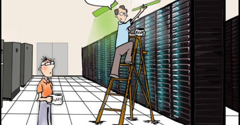 Friday Funny: Green Lighting in the Data Center