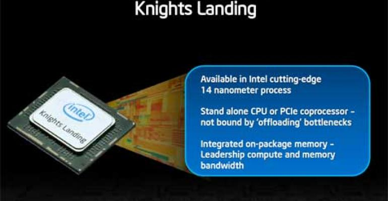 Intel Advances Technical Computing With New Xeon Phi Products