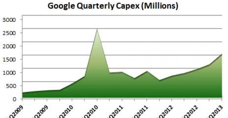 Google's Data Center Building Boom Continues: $1.6 Billion Investment in 3 Months